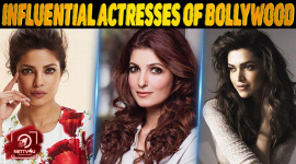 Top 10 Influential Actresses Of Bollywood