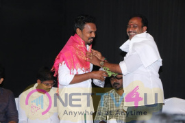 Celebrities At Kolai Vilaiyum Nilam Docu-Drama Introduction & Screening Event Photos Tamil Gallery