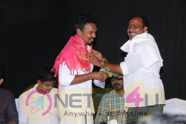 Celebrities At Kolai Vilaiyum Nilam Docu-Drama Introduction & Screening Event Photos