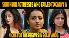 Southern Actresses Who Failed To Carve A Niche For Themselves In Bollywood.
