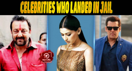 9 Bollywood Celebrities Who Landed In Jail