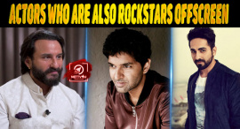 Actors Who Are Also Rockstars Offscreen