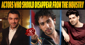Actors Who Should Disappear From The Industry