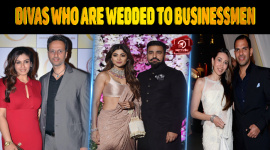 Bollywood Divas Who Are Wedded To Businessmen