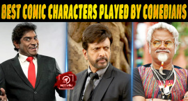 Top 10 Best Comic Characters Played By Comedians In Bollywood