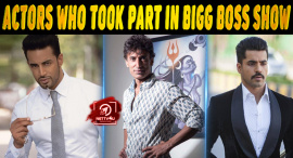 Top 10 Bollywood Actors Who Took Part In Bigg Boss Show