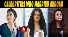 Top 10 Bollywood Celebrities Who Married Abroad