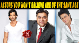 Top 10 Bollywood Celebrities You Won't Believe Are Of The Same Age