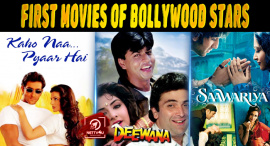Top 10 First Movies Of Bollywood Stars
