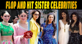 Top 10 Flop And Hit Sister Celebrities
