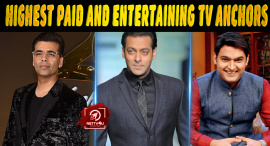 Top 10 Highest Paid And Entertaining TV Anchors Of 2016