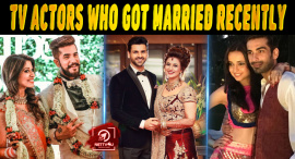 Top 10 Hindi TV Actors Who Got Married Recently