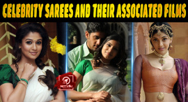 Top 10 South Indian Celebrity Sarees And Their Associated Films