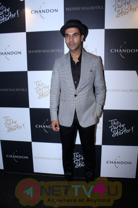 Launch Of Manish Malhotra X Chandon Limited Edition End Of Year 2017 Bottles Stills