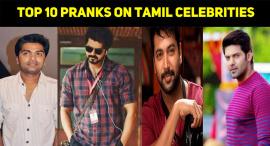 Top 10 Pranks On Tamil Celebrities