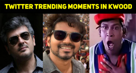 Top 10 Twitter Trending Moments In Kollywood