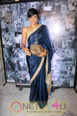 Kim Sharma & Mandira Bedi At 11th Positive Health Awards 2017 Stills Hindi Gallery