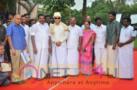 MGR Tamil Movie Pooja Stills