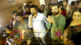 PSV Garuda Vega Success Tour Photos Telugu Gallery