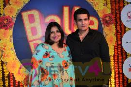Rajkumar Hirani & Ronit Roy At Balle Balle A Bollywood Musical Concert Pics