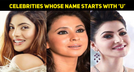 Top 15 Successful Bollywood Actors Whose Name Starts With 'U'