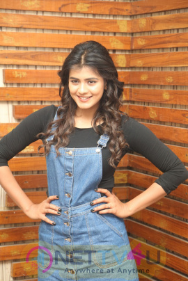 Actress Hebah Patel New Looking Photo  Telugu Gallery