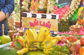 Ding Dong New Tamil Movie Pooja Pictures Tamil Gallery