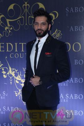 Nivedita Saboo Couture Event Grand Stills Hindi Gallery