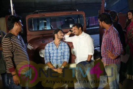 Mama O Chandamama Movie Working Stills Telugu Gallery