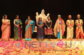 Velammal Bodhi Campus Organizing A Patriotic Dance Drama Images Tamil Gallery