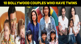10 Bollywood Couples Who Have Twins