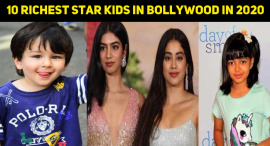 10 Richest Star Kids In Bollywood In 2020