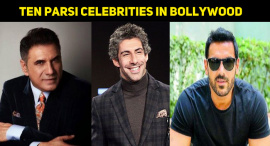 Ten Parsi Celebrities In Bollywood