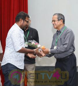 Uriyadi Team At 14th Chennai International Film Festival Pics