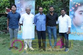 Krishnam Movie Press Meet Pics