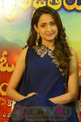 Pragya Jaiswal Special Photos In ONV Movie Press Meet Telugu Gallery