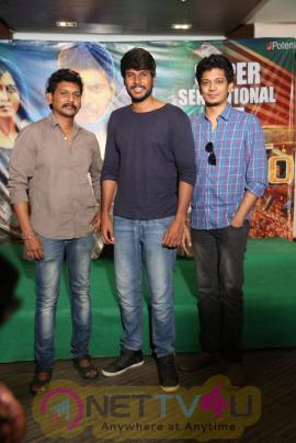 Nagaram Movie Thanks Meet Grand Photos Telugu Gallery