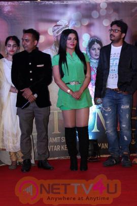 Music Launch Of Hindi Features Film Kutumb Byu Rakhi Sawant Cute Photos Hindi Gallery