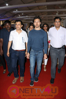 Tiger Shroff Launches Mumbai International Motor Show 2017  Stills Hindi Gallery