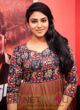 Actress Indhuja Exclusive Interview Pics
