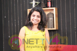RJ Raghvi Exclusive Interview Images