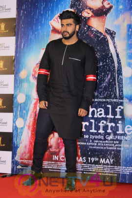 Trailer Launch Of Film Half Girlfriend Hindi Gallery