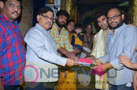 Allu Sirish New Movie  Grand Opening Pics- Telugu Gallery