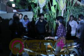 Watchman Movie Working Stills Tamil Gallery