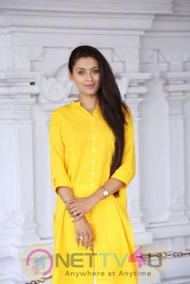 Actress Gitika Good Looking Photos