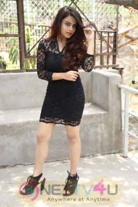 Actress Tanya Chowdary Lovely Stills