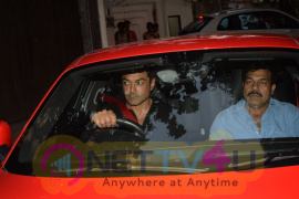 Bobby Deol Came To Sunny Sound Studio English Gallery