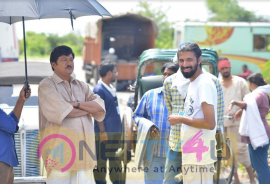 Mahanati Movie Working Images Telugu Gallery