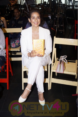 Manisha Koirala Launched Dr Yusuf Mechant's Book Happyness Life Lessons