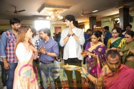 Sri Tirumala Tirupathi Venkateswara Production Movie Pooja Stills Telugu Gallery